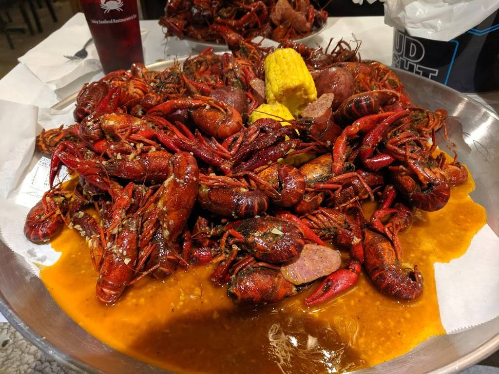 Fiery Crab - restaurant  | Photo 1 of 10 | Address: 6900 Siegen Ln D, Baton Rouge, LA 70809, USA | Phone: (225) 300-4455