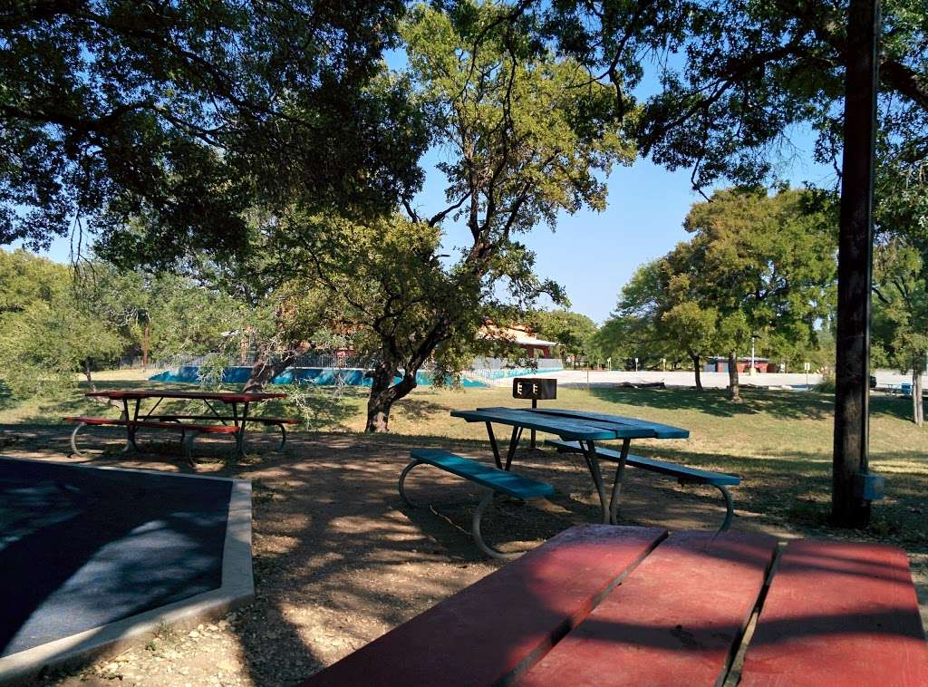 Raymond Russell Park - park  | Photo 1 of 10 | Address: 20644 Frontage Rd, San Antonio, TX 78257, USA | Phone: (210) 335-7275