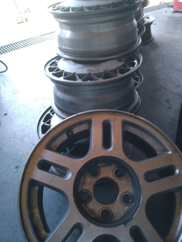 Super Mario Tires - car repair    Photo 4 of 7   Address: 2428 N Jones Blvd, Las Vegas, NV 89108, USA   Phone: (702) 258-4737