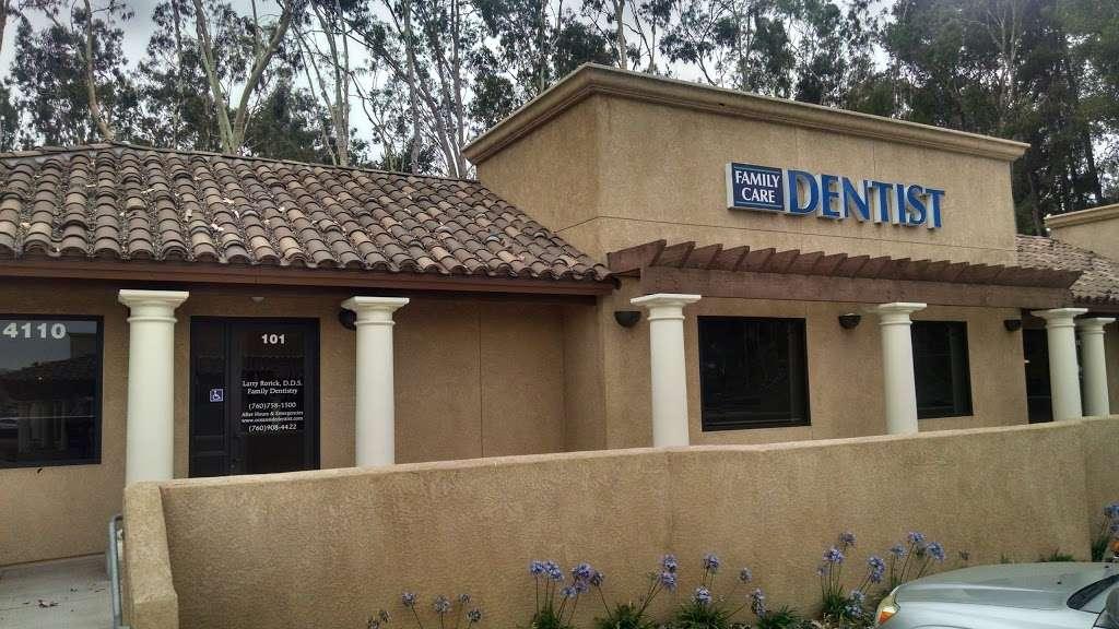 Larry Rorick, DDS - dentist  | Photo 1 of 1 | Address: 4110 Oceanside Blvd, Oceanside, CA 92056, USA | Phone: (760) 758-1500