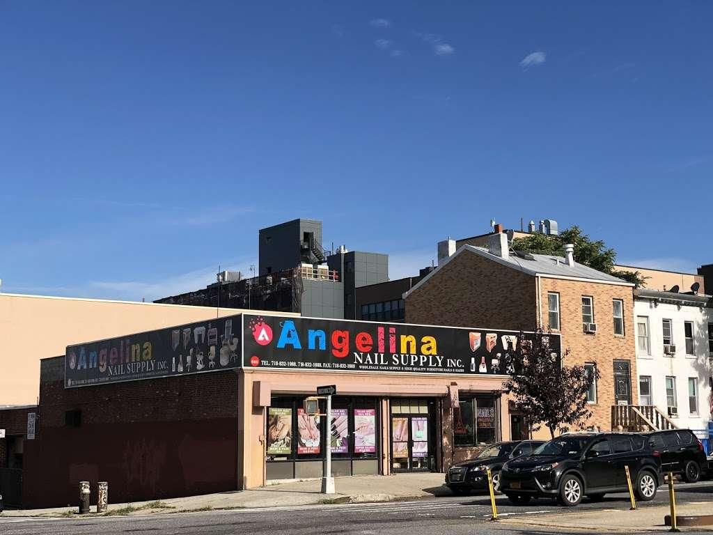 Angelina Nail Supply Inc. - store  | Photo 4 of 7 | Address: 686 4th Ave, Brooklyn, NY 11232, USA | Phone: (718) 832-1688