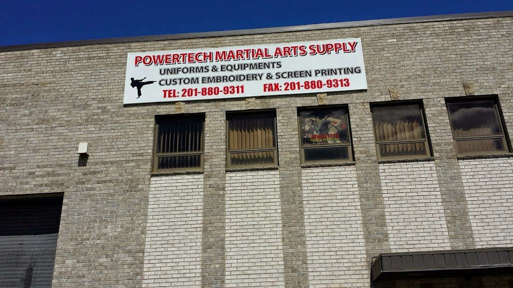 Powerech Martial Arts Supply - store  | Photo 3 of 8 | Address: 12 E Kennedy St, Hackensack, NJ 07601, USA | Phone: (201) 880-9311