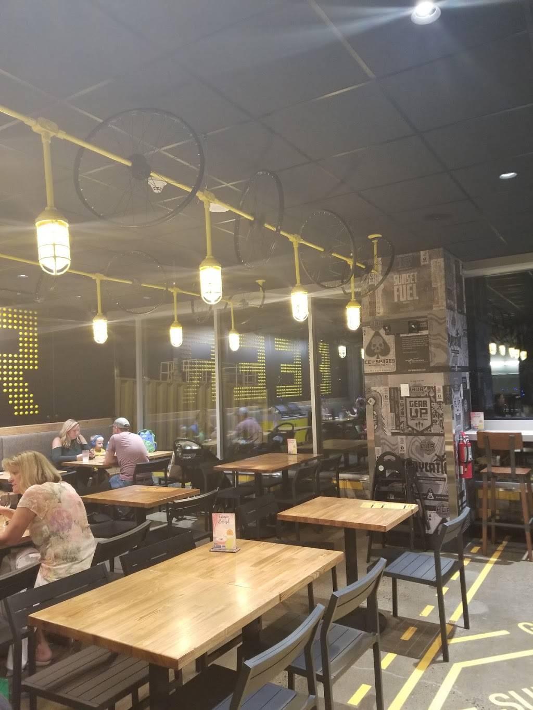 Hopworks Urban Brewery - restaurant  | Photo 3 of 8 | Address: PDX AIRPORT 7000 NE Airport Way, Concourse E, Portland, OR 97218, USA | Phone: (571) 982-0358
