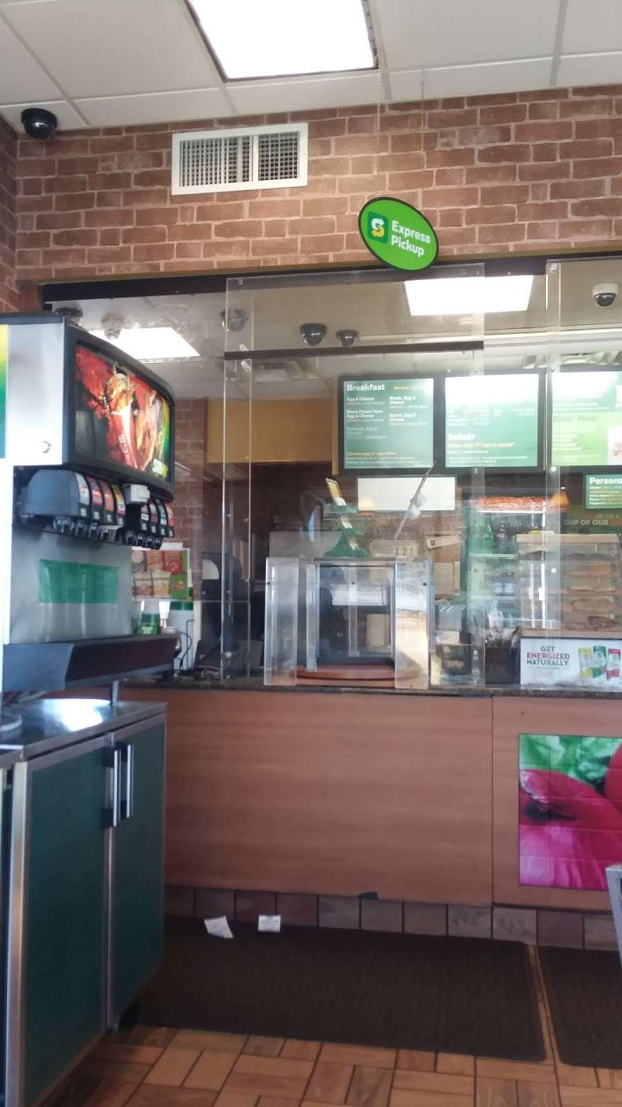 Subway - restaurant  | Photo 1 of 6 | Address: 3400 Grant St, Gary, IN 46408, USA | Phone: (219) 887-3000