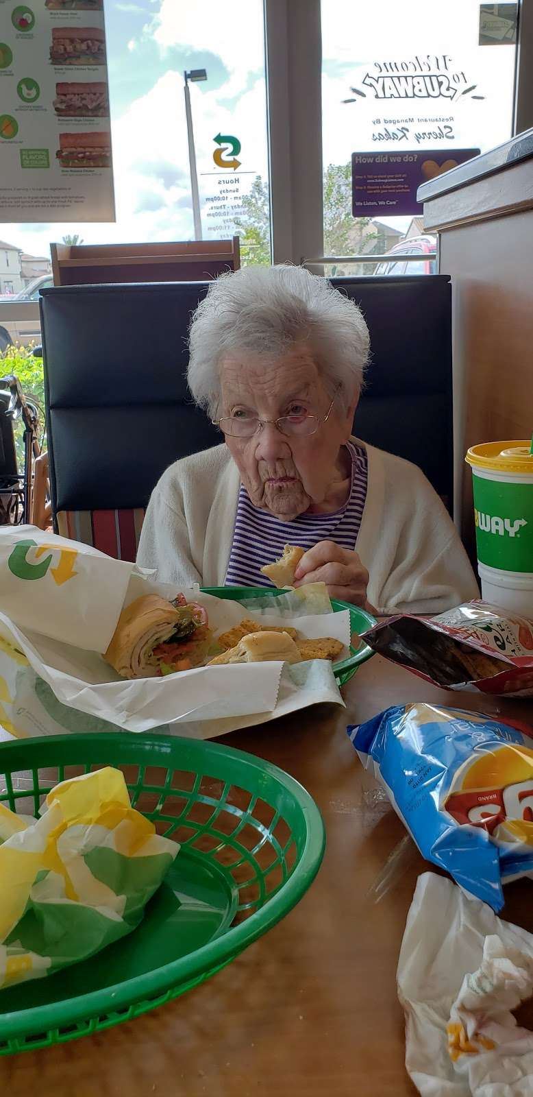 Subway - meal takeaway    Photo 9 of 10   Address: 2304 Remi Dr Suite 104, Melbourne, FL 32940, USA   Phone: (321) 636-8312