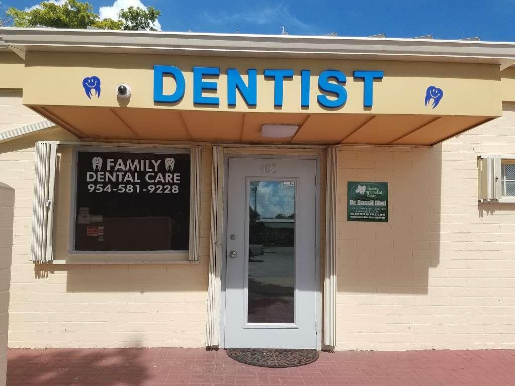 Family Dental Care - dentist    Photo 2 of 3   Address: 1600 FL-7 #400, Fort Lauderdale, FL 33313, USA   Phone: (954) 581-9228