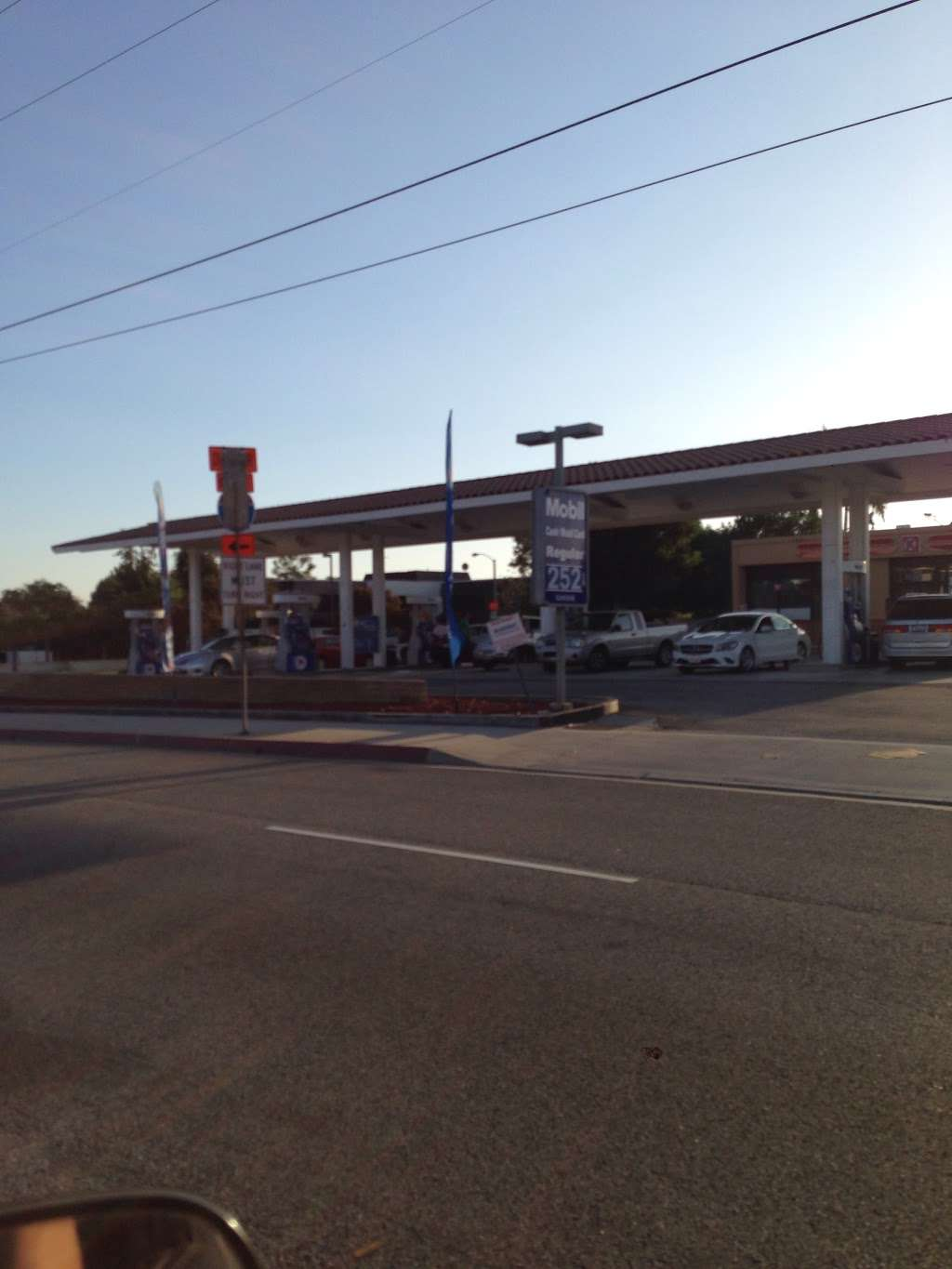 Mobil - Gas station | 201 S Azusa Ave, West Covina, CA 91791