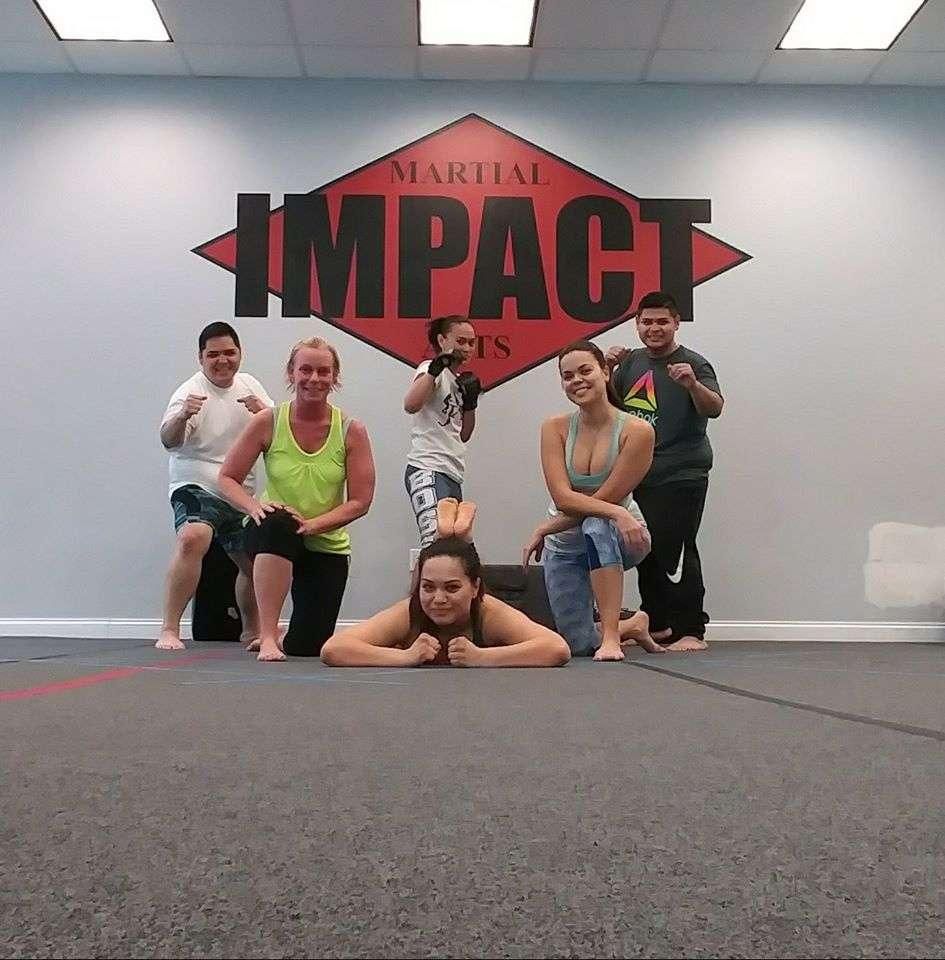 Impact Fitness - gym  | Photo 8 of 10 | Address: 60A, Mountain Blvd, Warren, NJ 07059, USA | Phone: (908) 379-8075