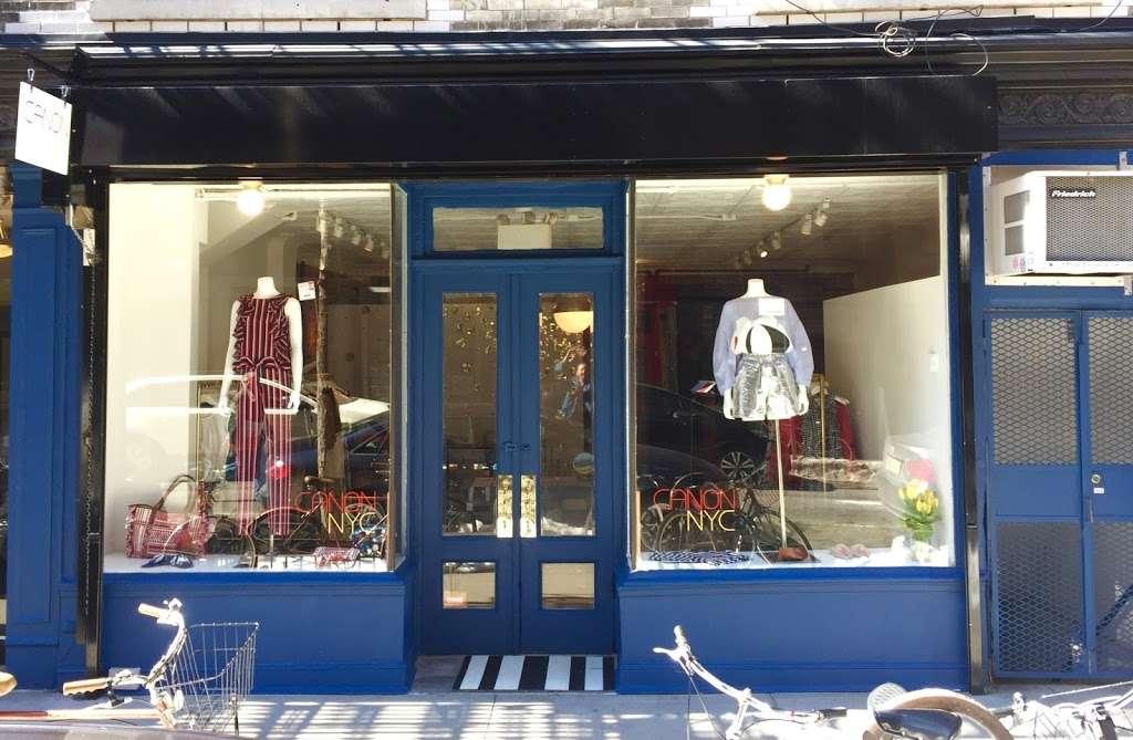 Canon NYC - clothing store  | Photo 1 of 4 | Address: 150 Sullivan St, New York, NY 10012, USA | Phone: (646) 861-3500