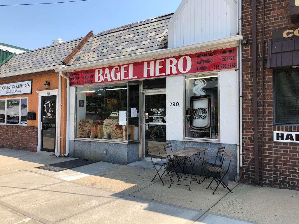 Bagel Hero Bakery 290 Hempstead Ave West Hempstead Ny