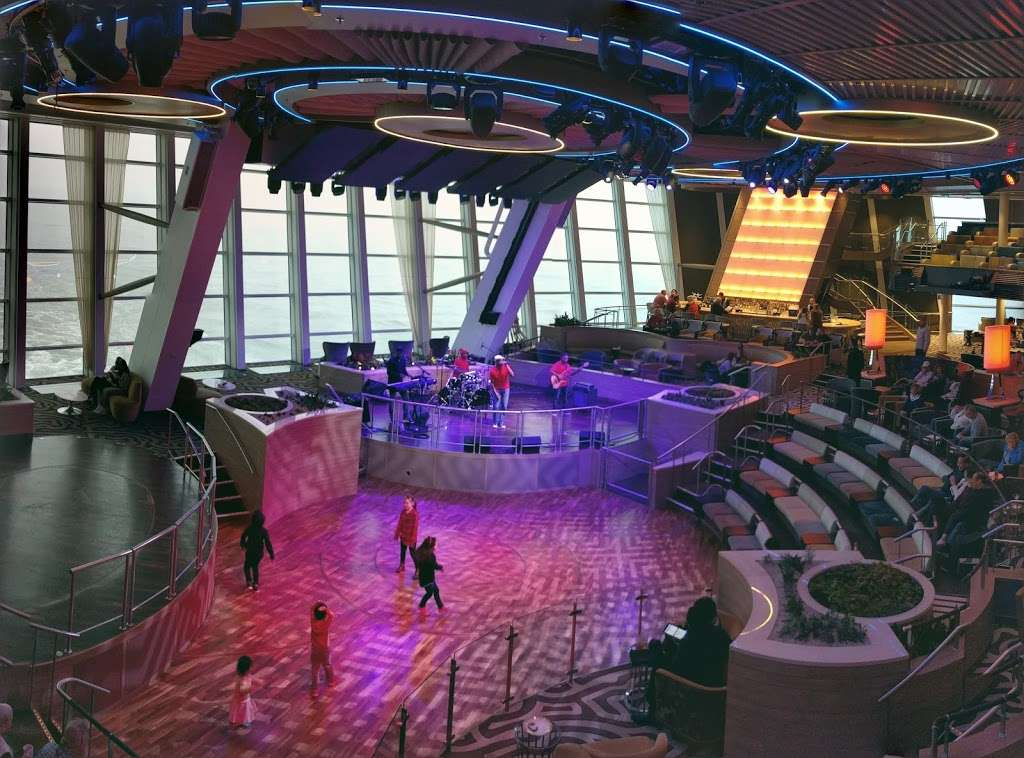 Anthem Of The Seas - lodging  | Photo 8 of 10 | Address: Cape Liberty Cruise Port, 4 Port Terminal Blvd, Bayonne, NJ 07002, USA