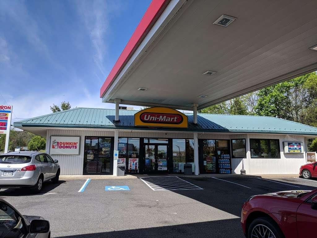 Exxon - gas station  | Photo 1 of 5 | Address: 3655 PA-378, Bethlehem, PA 18015, USA | Phone: (610) 419-0829