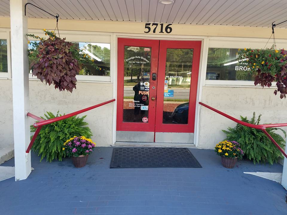 Prestige Auto Brokers LLC - car dealer    Photo 3 of 4   Address: 5716 Louisburg Rd, Raleigh, NC 27616, USA   Phone: (919) 872-4557