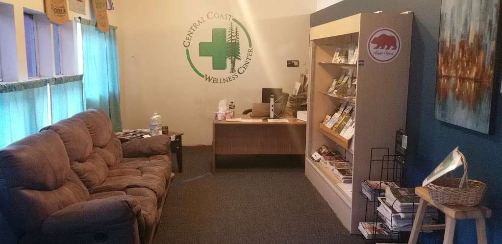 Central Coast Wellness Center - store  | Photo 3 of 9 | Address: 7932 CA-9, Ben Lomond, CA 95005, USA | Phone: (831) 704-7340