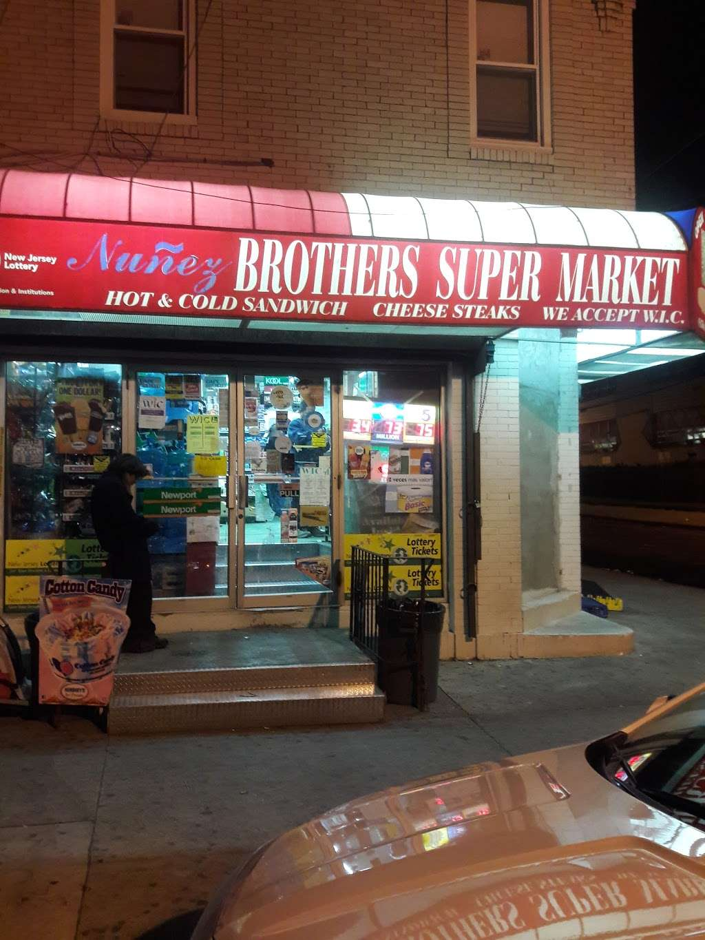 Nunez Brothers - store  | Photo 1 of 7 | Address: 946 S 4th St, Camden, NJ 08103, USA | Phone: (856) 541-5718