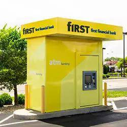 First Financial Bank - ATM - atm    Photo 1 of 1   Address: 3539 E 10th St, Jeffersonville, IN 47130, USA   Phone: (877) 322-9530
