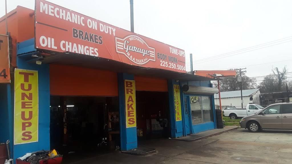 M&A Tiger inc mechanic shop - car repair  | Photo 1 of 5 | Address: 12689 Florida Blvd, Baton Rouge, LA 70815, USA | Phone: (225) 250-5004