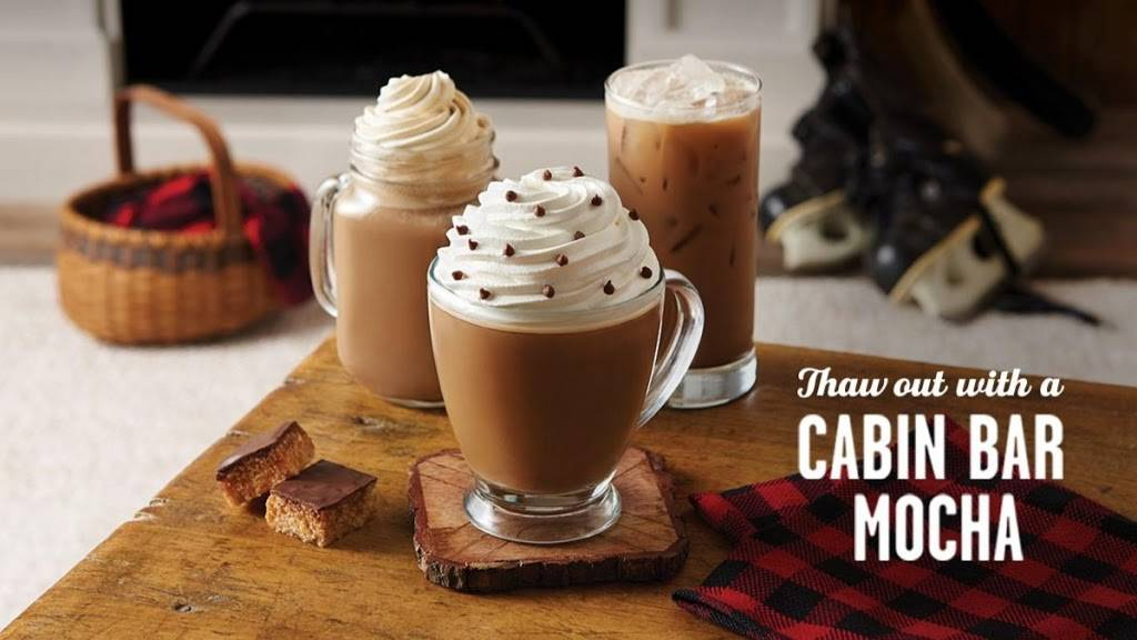 Caribou Coffee - cafe  | Photo 2 of 9 | Address: 9420 N 36th Ave, New Hope, MN 55427, USA | Phone: (763) 546-1818