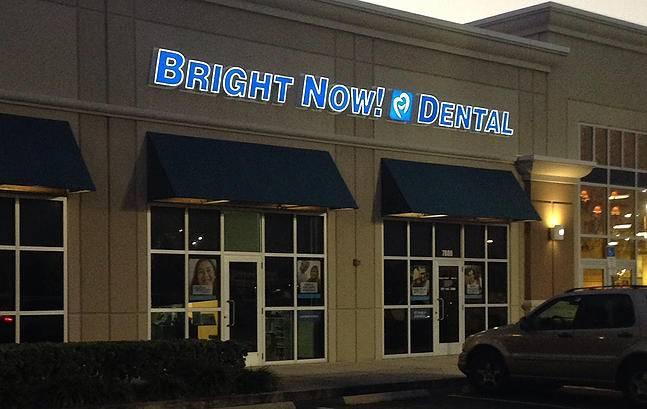 Bright Now! Dental - dentist    Photo 2 of 5   Address: 7886 US Hwy 19 N, Pinellas Park, FL 33781, USA   Phone: (727) 545-3800