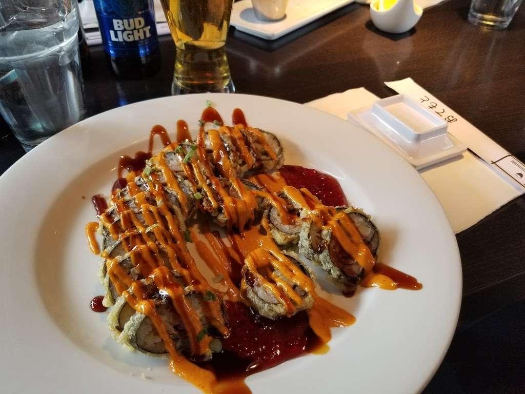 Sakamoto Japanese Grill and Sushi - restaurant  | Photo 10 of 10 | Address: 2984 US-34, Oswego, IL 60543, USA | Phone: (630) 554-2388