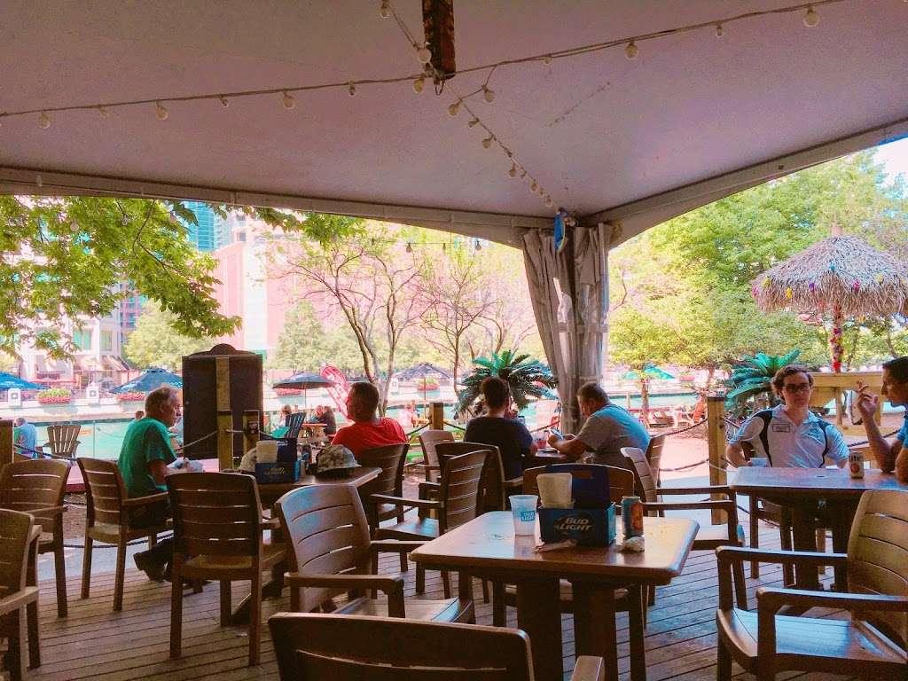 Island Party Hut - restaurant  | Photo 1 of 10 | Address: 355 Chicago Riverwalk, Chicago, IL 60601, USA | Phone: (312) 600-0488