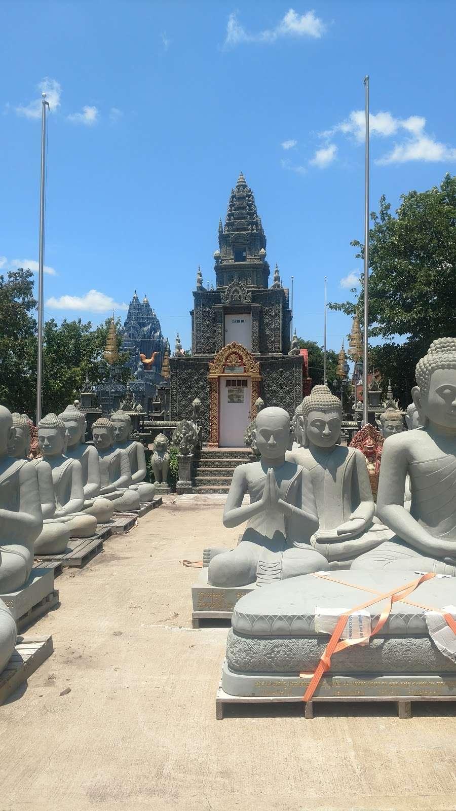 Cambodia Buddhist - museum  | Photo 6 of 10 | Address: 5701 Crystal Lake Blvd, Dallas, TX 75236, USA