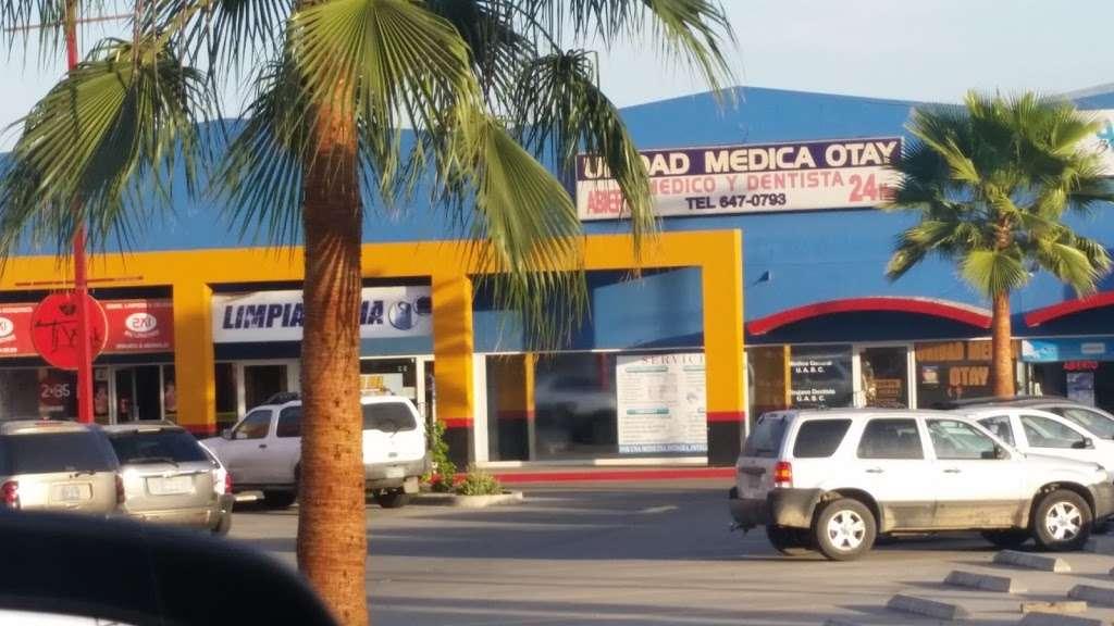 UNIDAD MEDICA OTAY - doctor    Photo 2 of 4   Address: Loc. C-6 y C-7, Plaza Amistad, Blvd. Industrial 17515, Otay Constituyentes, 22457 Tijuana, B.C., Mexico   Phone: 664 647 0793