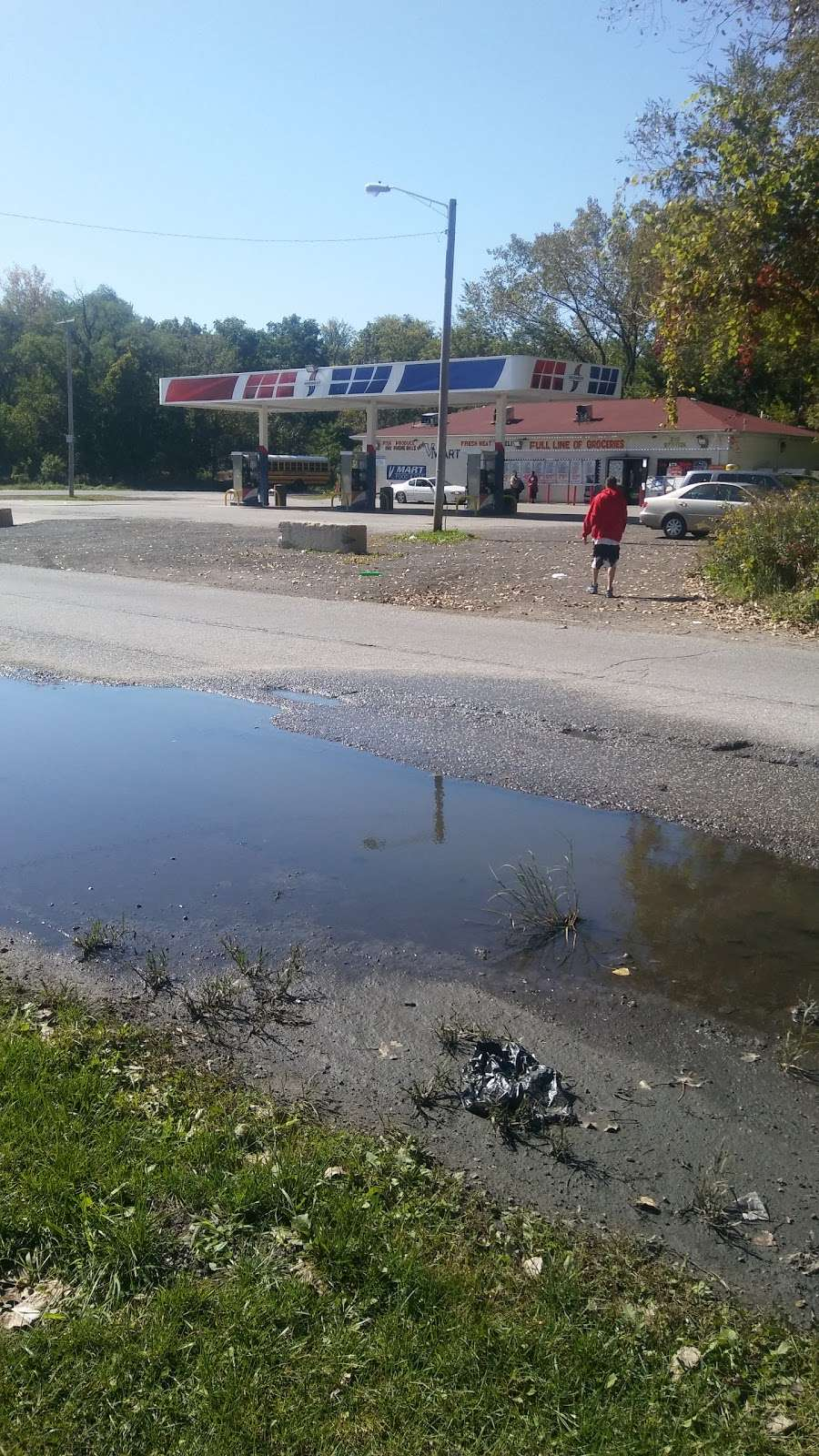Citgo - gas station  | Photo 2 of 3 | Address: 2490 Clark Rd, Gary, IN 46404, USA | Phone: (219) 977-1726