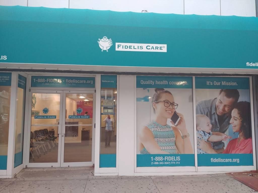 Fidelis Care Office - insurance agency    Photo 3 of 3   Address: 2133 86th St, Brooklyn, NY 11214, USA   Phone: (718) 685-5280