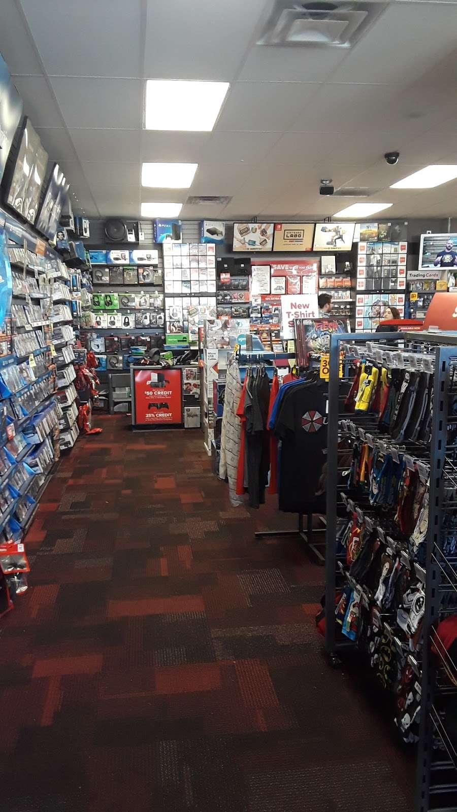 Gamestop Electronics Store 2948 Us 34 Oswego Il 60543 Usa