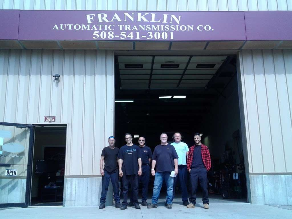 Franklin Transmission and Auto Care - car repair  | Photo 7 of 10 | Address: 505A East Central Street, Franklin, MA 02038, USA | Phone: (508) 541-3001