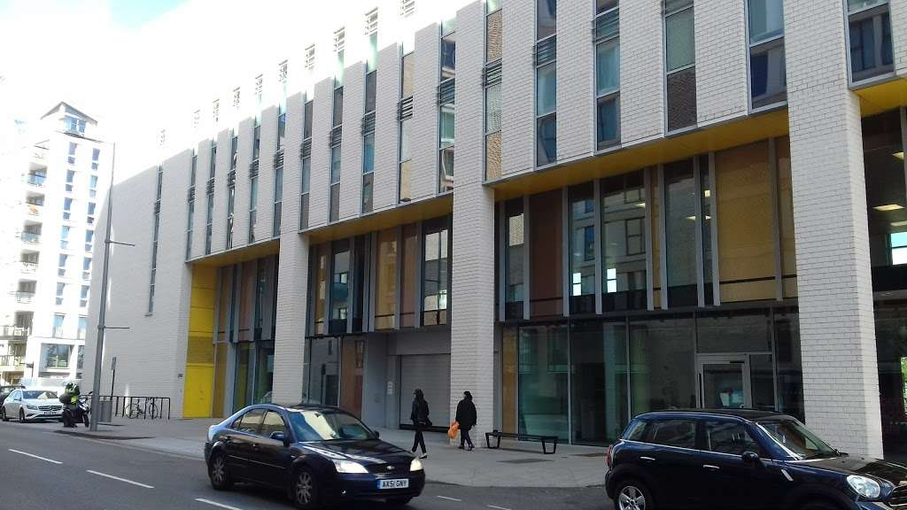 Sir Ludwig Guttmann Health And Wellbeing Centre - hospital  | Photo 10 of 10 | Address: Olympic Park, 40 Liberty Bridge Rd, East Village, London E20 1AS, UK | Phone: 020 8496 7000