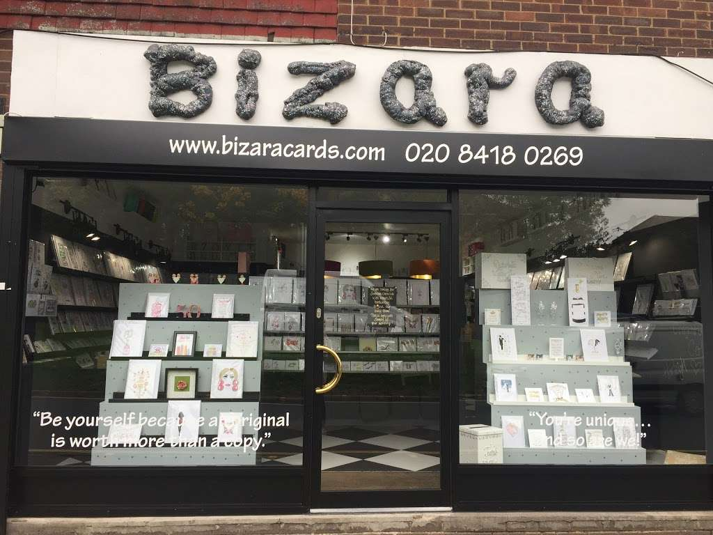 Bizara - store  | Photo 2 of 7 | Address: 3 Lower Rd, Loughton IG10 2RS, UK | Phone: 020 8418 0269