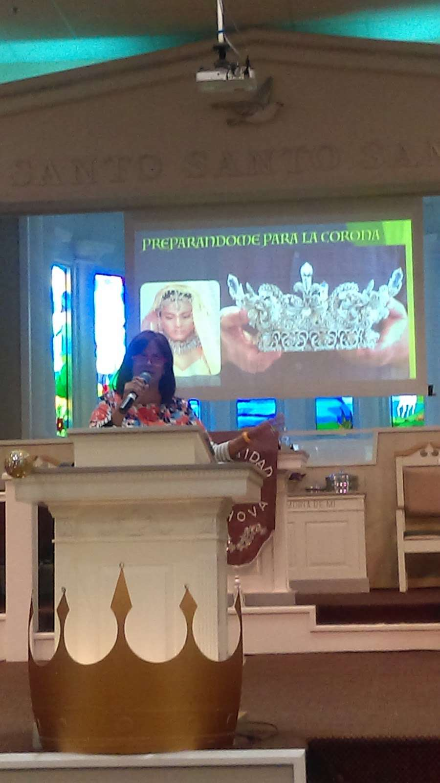 Iglesia de DIOS Pentecostal Movimiento internacional - church  | Photo 3 of 6 | Address: 3225 S Goldenrod Rd, Orlando, FL 32822, USA