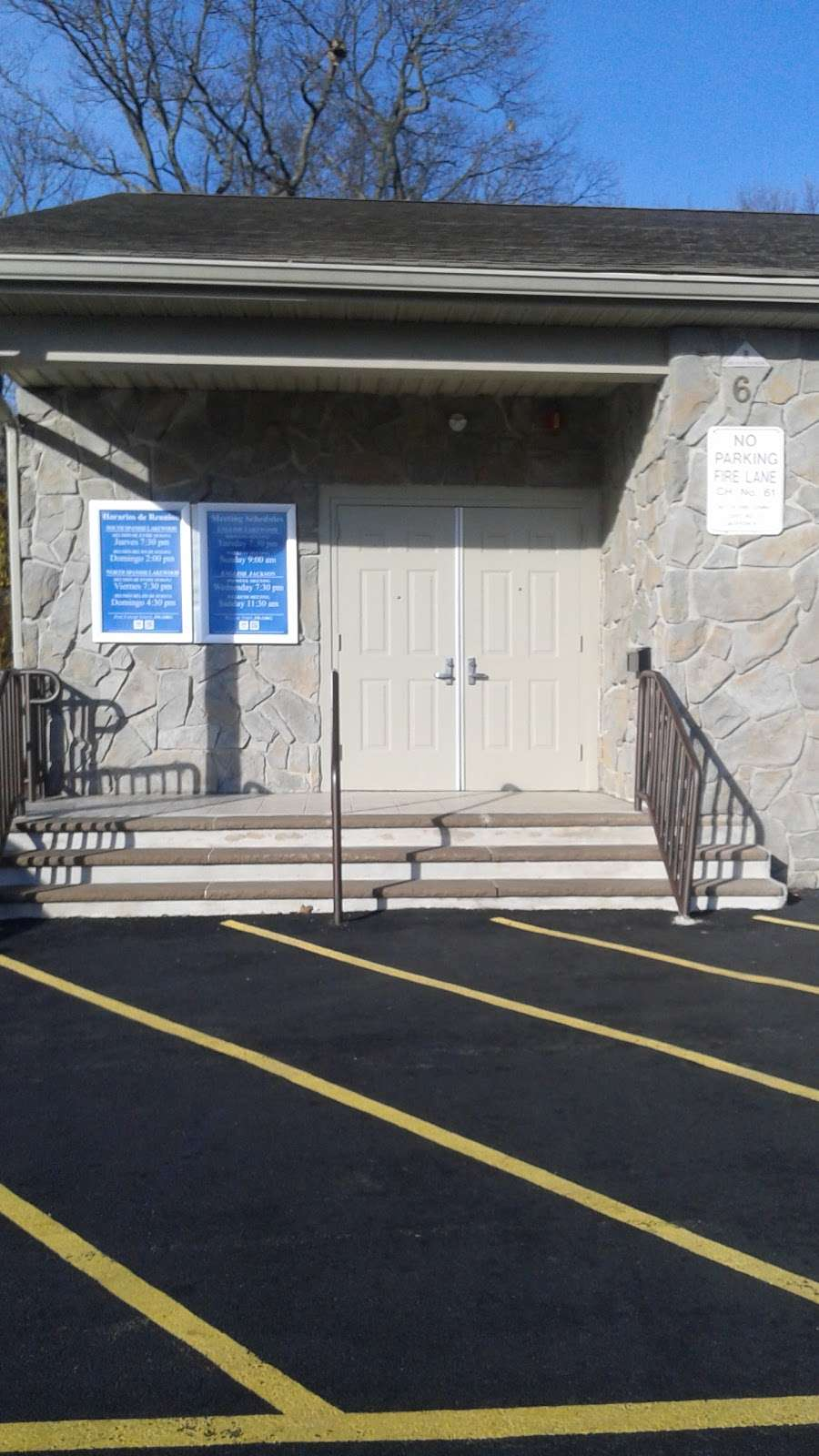 Kingdom Hall of Jehovahs Witnesses - church  | Photo 1 of 1 | Address: 6 Valley Rd, Jackson, NJ 08527, USA | Phone: (732) 364-4489