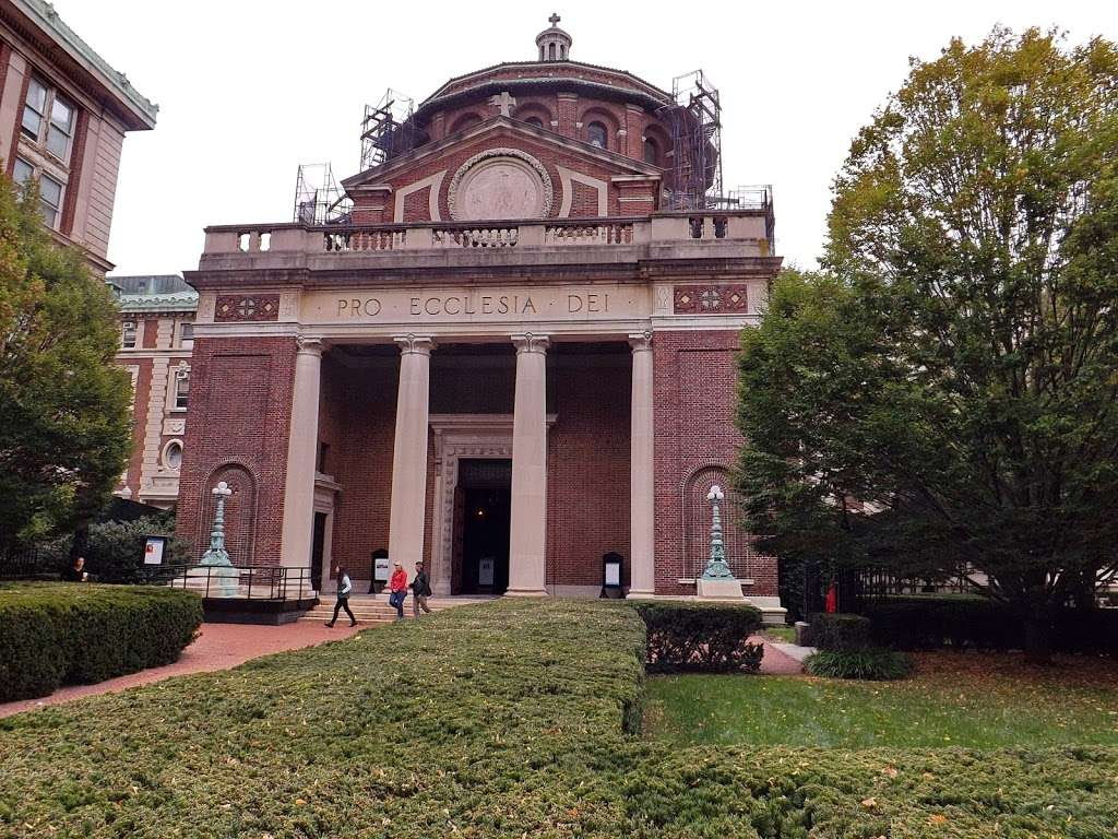 St. Pauls Chapel - church  | Photo 1 of 10 | Address: 1160 Amsterdam Ave, New York, NY 10027, USA | Phone: (212) 854-1487