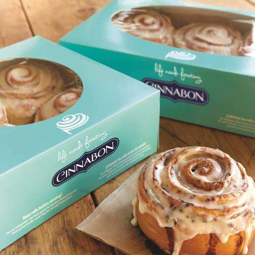 Cinnabon - bakery  | Photo 8 of 10 | Address: NJ Turnpike Mile Marker 116 E, Ridgefield, NJ 07657, USA | Phone: (201) 943-1171