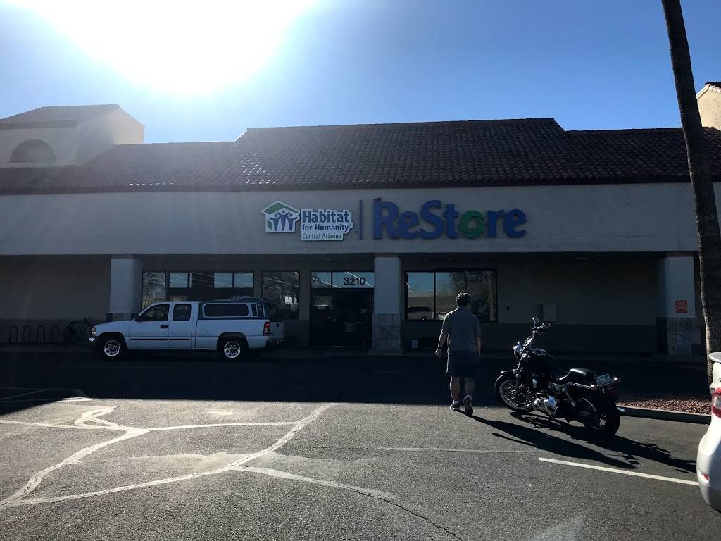 Habitat For Humanity ReStore - Tempe - home goods store    Photo 7 of 10   Address: 3210 S McClintock Dr, Tempe, AZ 85282, USA   Phone: (623) 551-6000