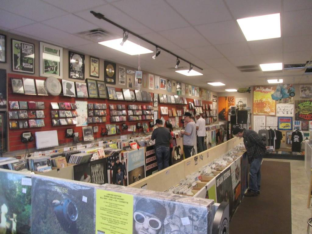 Schoolkids Records - electronics store    Photo 2 of 10   Address: 2237 Avent Ferry Rd, Raleigh, NC 27606, USA   Phone: (919) 821-7766