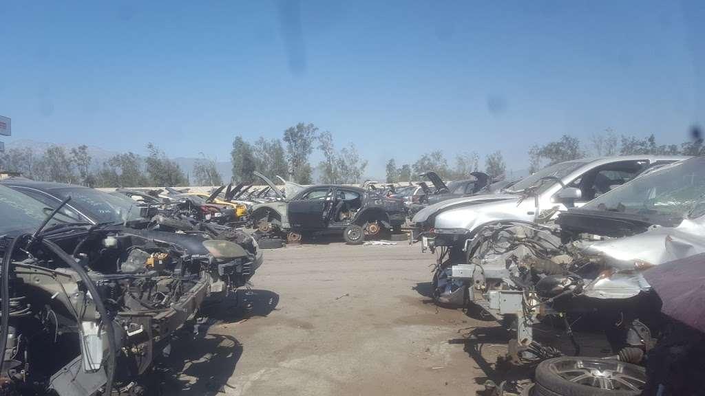LKQ Pick Your Part - Fontana - car repair  | Photo 10 of 10 | Address: 15228 Boyle Ave, Fontana, CA 92337, USA | Phone: (800) 962-2277