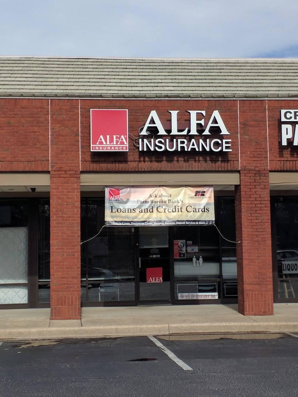 Alfa Insurance 4500 Montevallo Rd Ste A105 Birmingham Al 35210 Usa