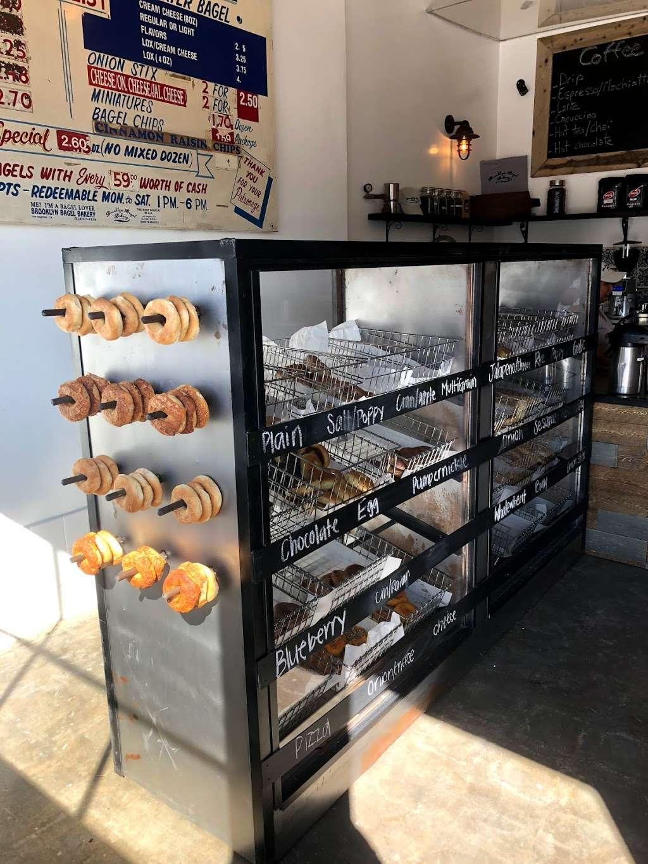 Brooklyn Bagel Bakery - cafe  | Photo 2 of 10 | Address: 2223 Beverly Blvd, Los Angeles, CA 90057, USA | Phone: (323) 630-0676