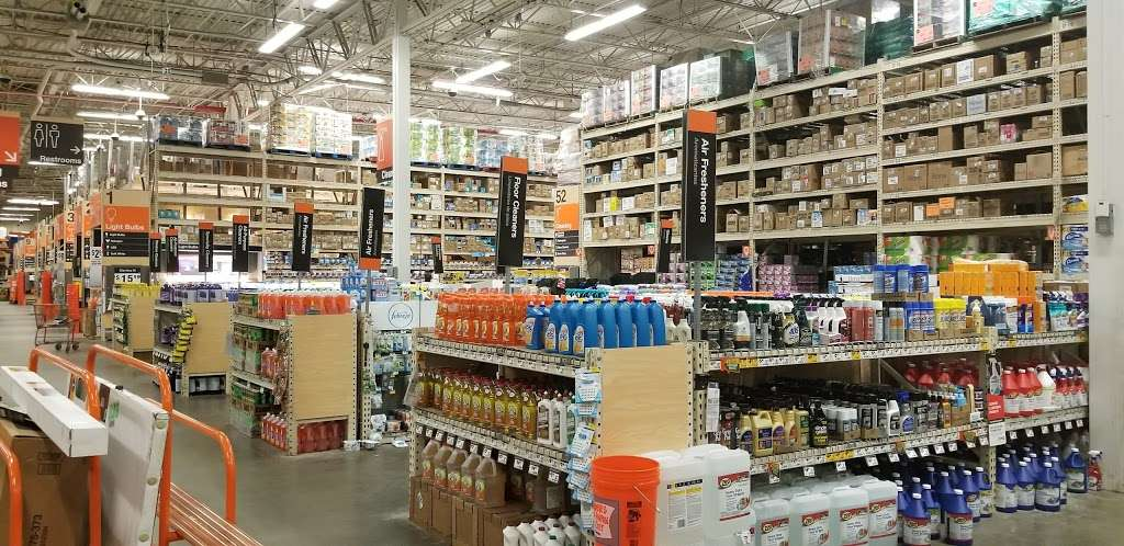 The Home Depot - hardware store  | Photo 7 of 10 | Address: 550 Hamilton Ave, Brooklyn, NY 11232, USA | Phone: (718) 832-8553