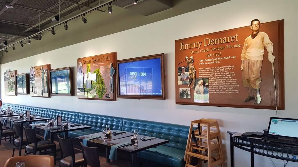 Onion Creek Club - restaurant  | Photo 4 of 10 | Address: 2510 Onion Creek Pkwy, Austin, TX 78747, USA | Phone: (512) 282-2150