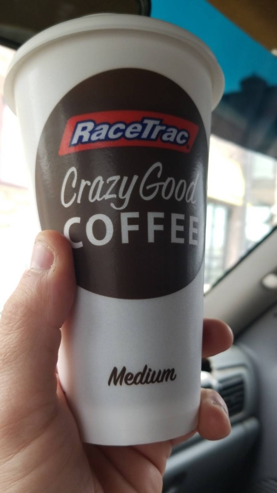 RaceTrac - gas station  | Photo 8 of 10 | Address: 840 W Exchange Pkwy, Allen, TX 75013, USA | Phone: (214) 383-9793