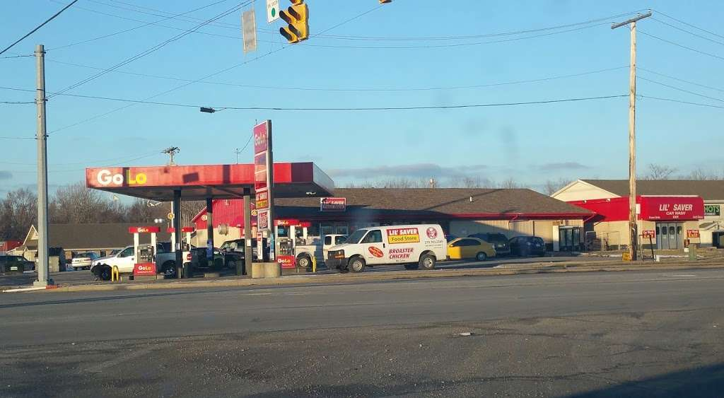 Lil Saver Broaster Chicken - gas station  | Photo 2 of 10 | Address: W, 393 US-6, Valparaiso, IN 46385, USA | Phone: (219) 763-2549