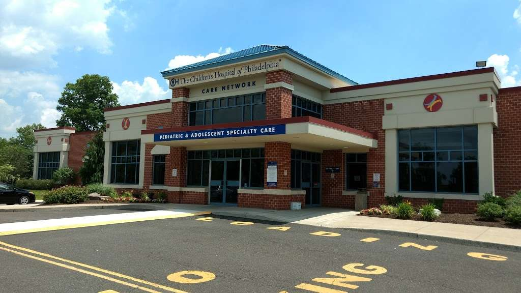 CHOP Specialty Care & Surgery Center, Bucks County - Doctor