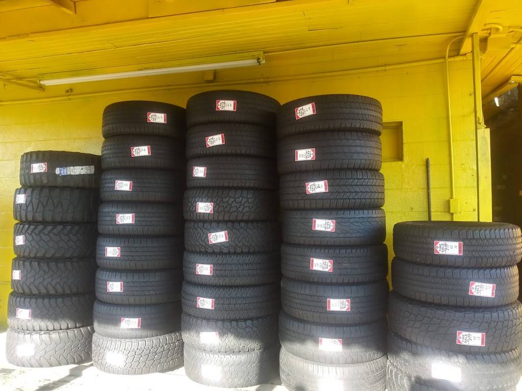 JMD Tire Shop - car repair  | Photo 5 of 6 | Address: 1501 Broadway St, Houston, TX 77012, USA | Phone: (832) 446-8016