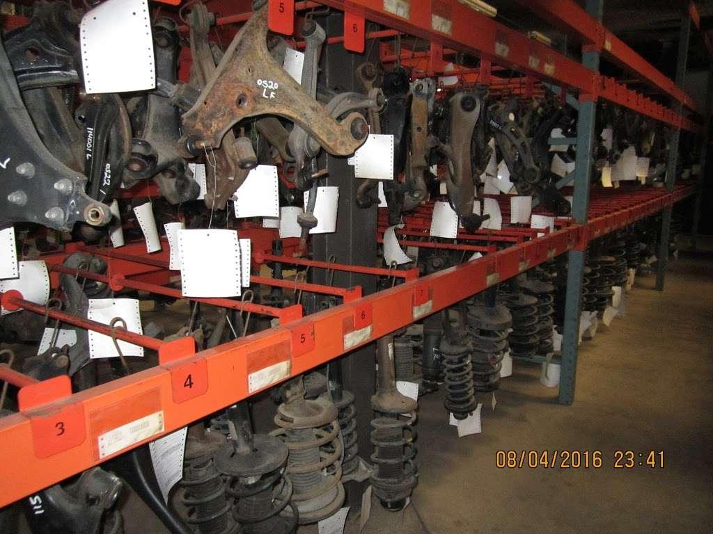 S&R Auto and Truck Salvage - car repair  | Photo 2 of 10 | Address: 1420 W Craighead Rd, Charlotte, NC 28206, USA | Phone: (704) 597-1085