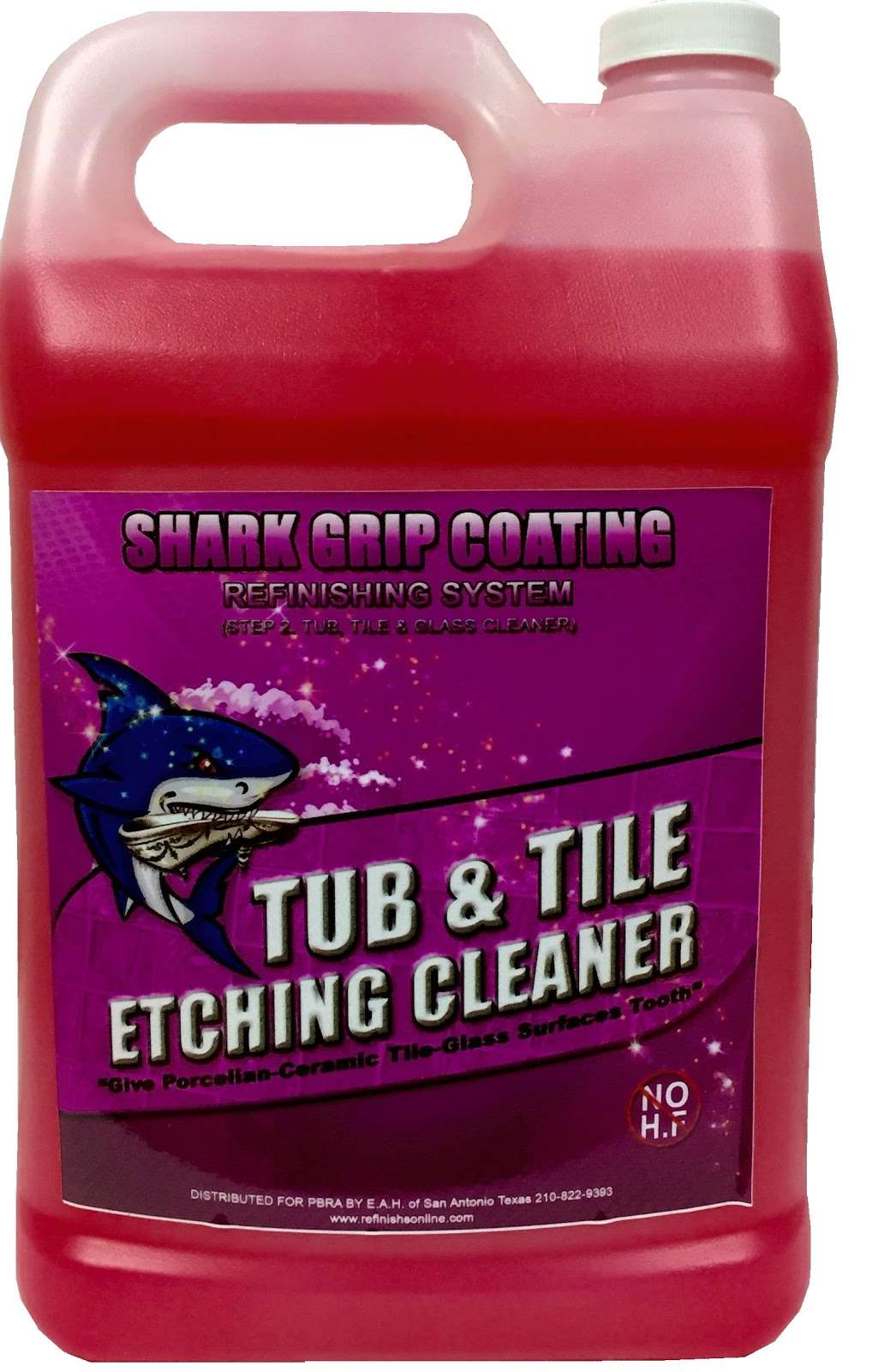 SharkGrip Bathtub Tile & Counter Top Refinishing Coatings - home goods store  | Photo 2 of 5 | Address: 136 El Mio Dr, San Antonio, TX 78216, USA | Phone: (210) 822-9393